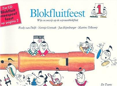 Blokfluitfeest vol.1: wijs en onwijs op de sopraanblokfluit