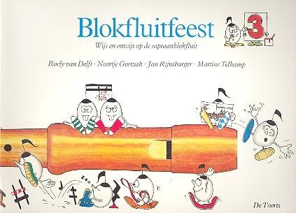 Blokfluitfeest vol.3: wijs en onwijs op de sopraanblokfl.