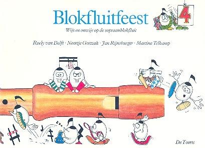 Blokfluitfeest vol.4: wijs en onwijs op de sopraanblokfluit