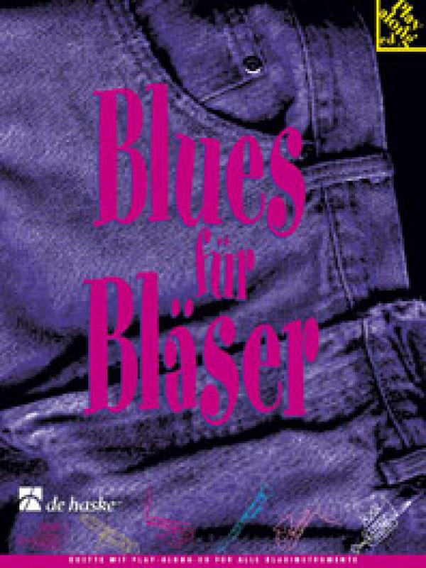 Blues für Bläser (+CD): 9 Duette für B-Instrumente