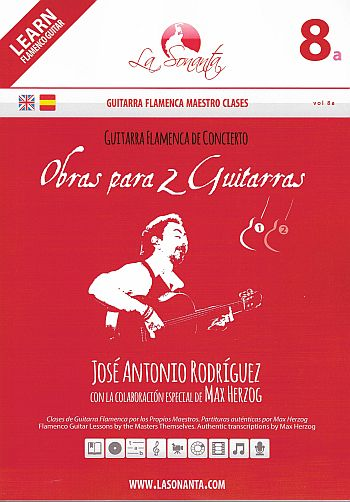 Obras para 2 guitaras vol.A and vol.B (+2 DVD\
