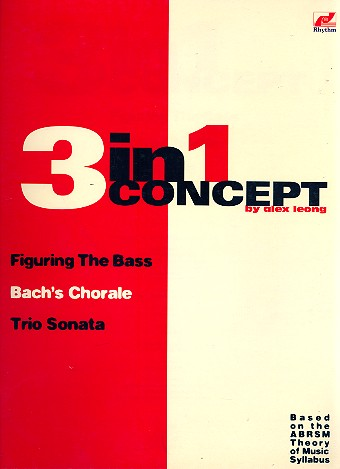 3 in 1 concept: Figuring the Bass Bach\