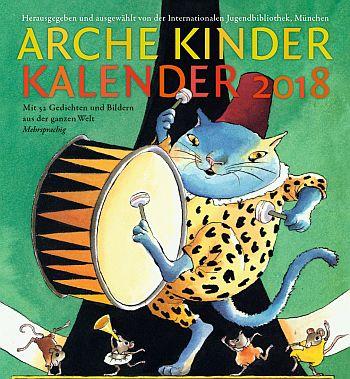- Arche Kinder Kalender 2018 :