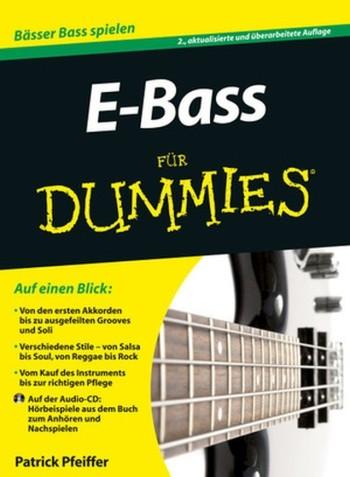 E-Bass für Dummies (+CD) (dt)