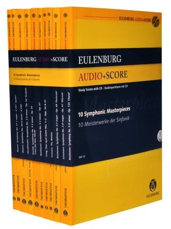 10 Meisterwerke der Sinfonik (+10 CD\