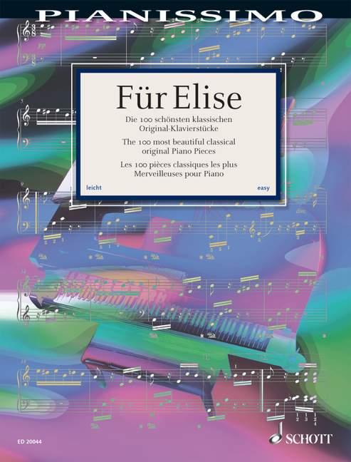 - Für Elise - die 100 schönsten klassischen