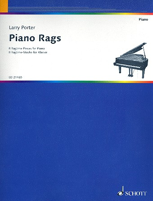 Piano Rags: für Klavier