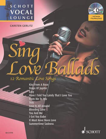 - Sing Love Ballads (+mp3-CD) : für