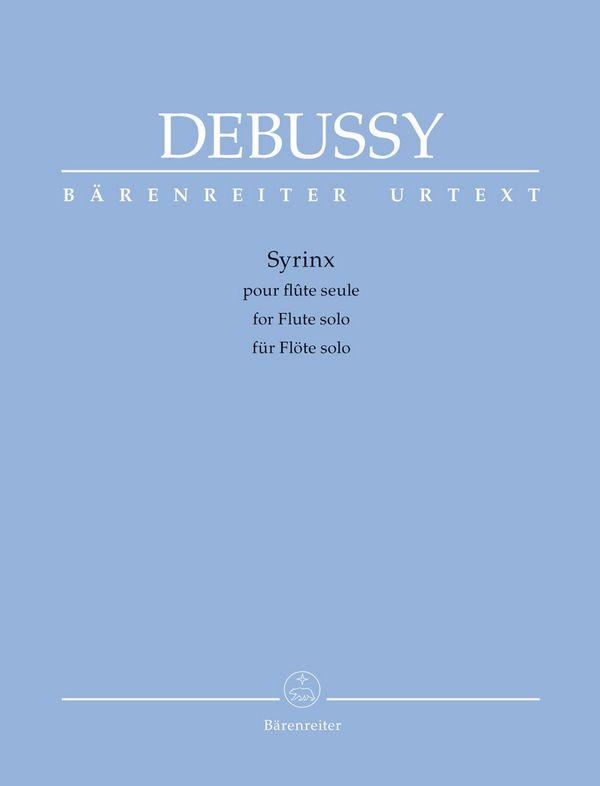Debussy, Claude - Syrinx :