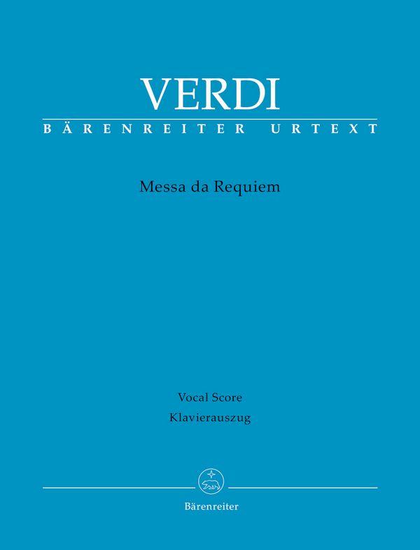 Verdi, Giuseppe - Messa da Requiem :