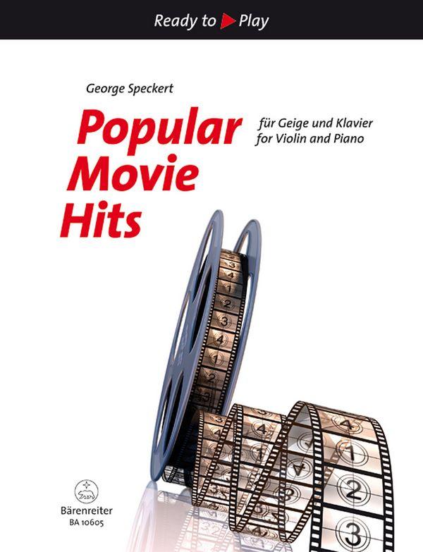 - Popular Movie Hits : für Violine und Klavier