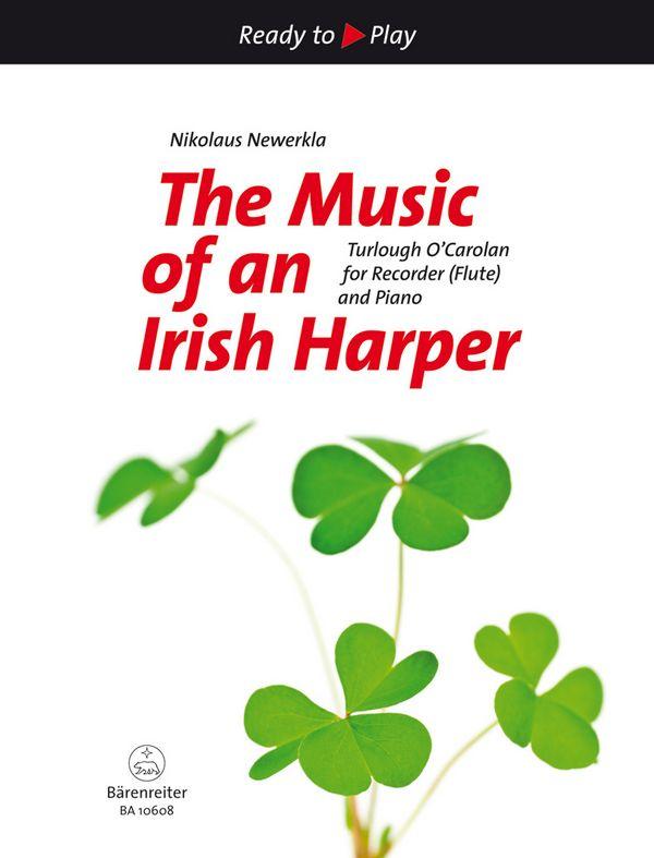 O'Carolan, Turlough - The Music of an Irish Harper :