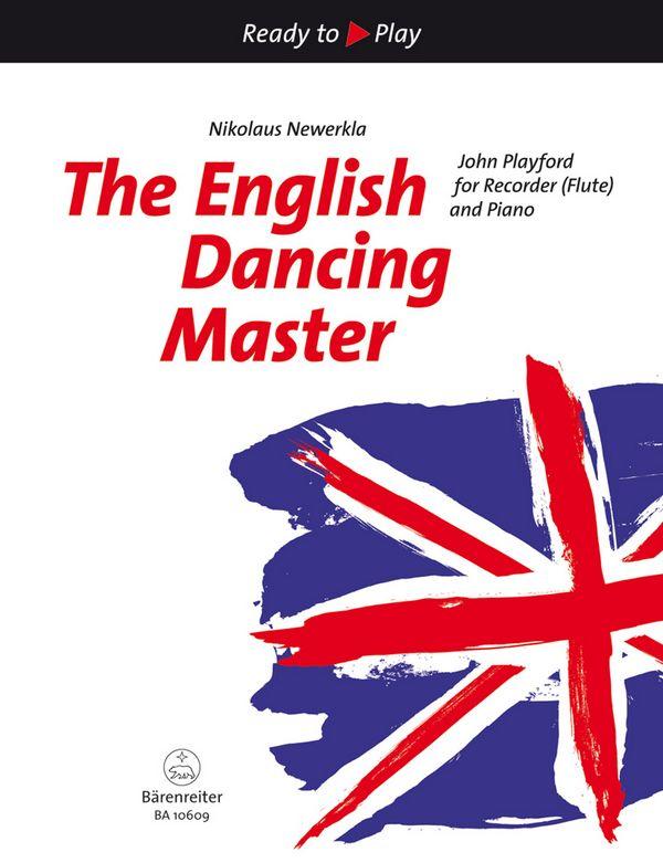 Playford, John - The English Dancing Master : für