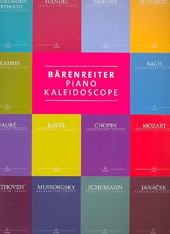 - Bärenreiter Piano Kaleidoscope :