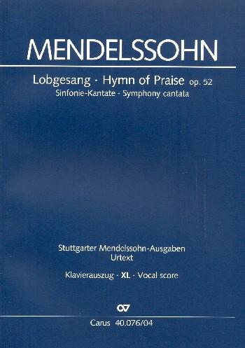 Sinfonie B-Dur Nr.2 op.52 : - Vollanzeige.