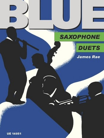 Rae, James - Blue Saxophone Duets :