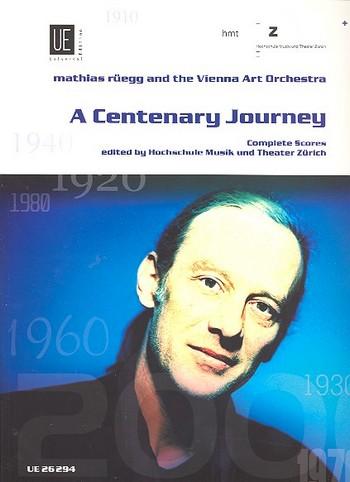 A centenary Journey (+CD): für Gesang und Blasorchester