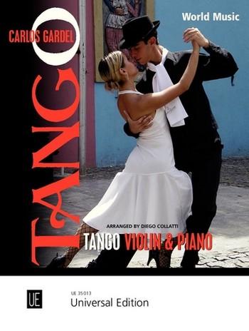 Tango: für Violine und Klavier