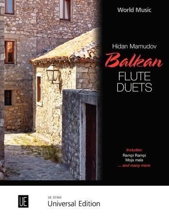 Balkan Flute Duets: für 2 Flöten
