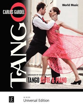 Tango: für Flöte und Klavier
