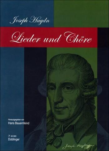 Lieder und Chöre: Sammlung für Gesang und Klavier und gem Chor a cappella