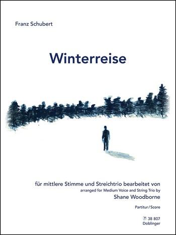 Winterreise op.89 D911 : - Vollanzeige.
