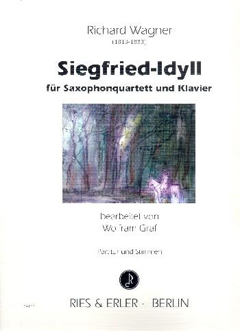 Siegfried-Idyll WWV103 : - Vollanzeige.
