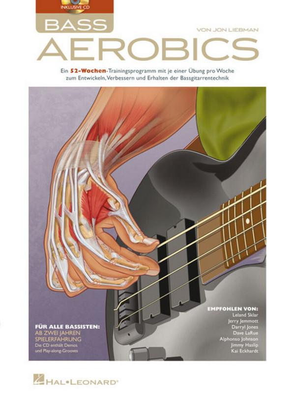 Bass Aerobics (+2 CD\