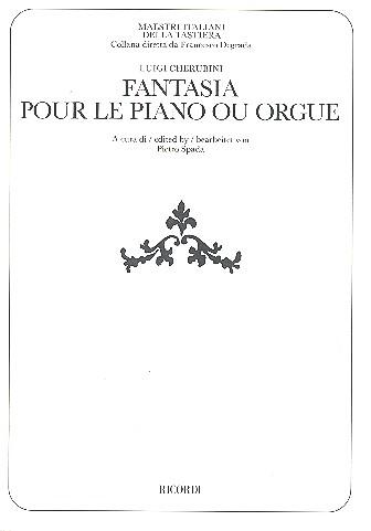 Fantasia: pour le piano (orgue)