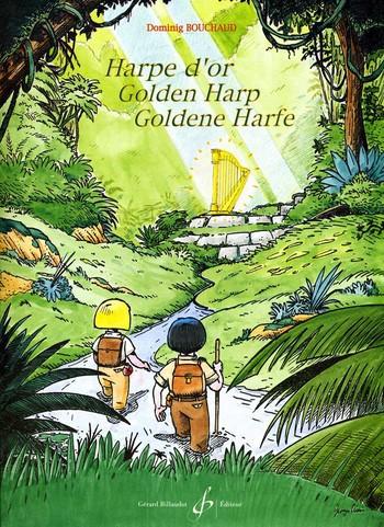 Bouchaud, Dominig - Harpe d'or : pour commencer