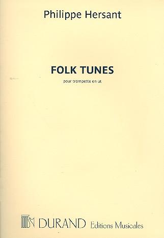 Folk Tunes: pour trompette en ut