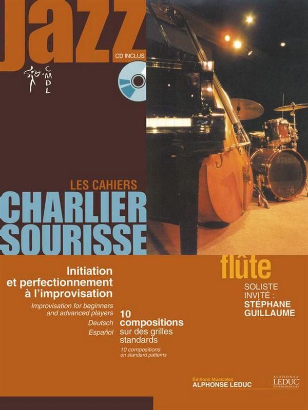 Jazz (+CD): pour flute (en/frz/dt/sp)
