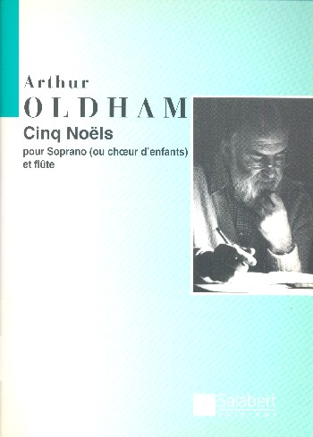 5 Noels sur des th`mes populaires: pour soprano (choeur d\