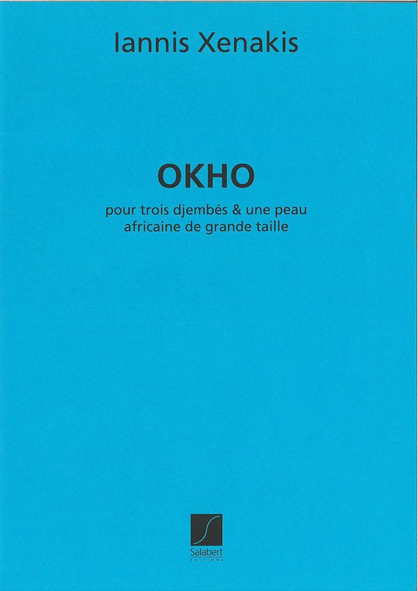 Okho: pour 3 djembes et une peau africaine de grande taille