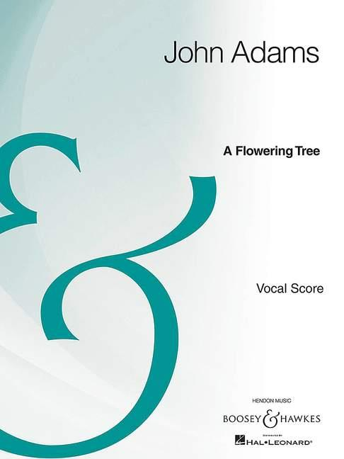 A Flowering Tree vocal score, archive copy