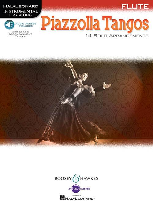 Tangos (+Online Audio Access): for flute
