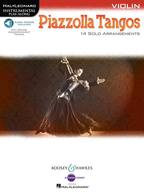 Tangos (+Online Audio Access): for violin