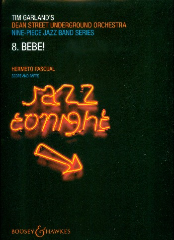 Bebe: for Jazz Band score and parts