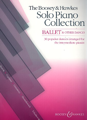Ballet and other Dances: for piano