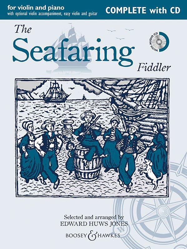 - The Seafaring Fiddler (+CD) :