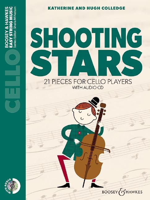Colledge, Katherine - Shooting Stars (+CD) :