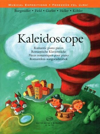 - Kaleidoscope : für Klavier