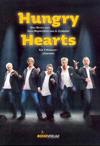 BE960 Hungry Hearts: für 5 Männerstimmen (Männerchor) a cappella