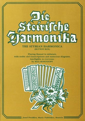 Spielanleitung: für die steirische Harmonika