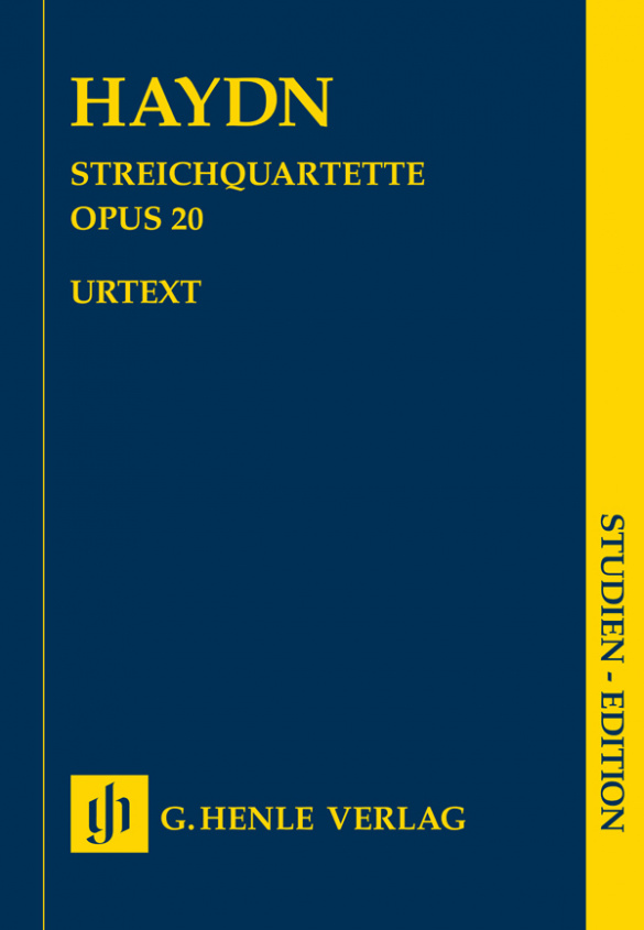 Haydn, Franz Joseph - Streichquartette op.20 :