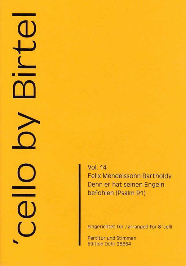 Mendelssohn-Bartholdy, Felix - Denn er hat seinen Engeln befohlen :
