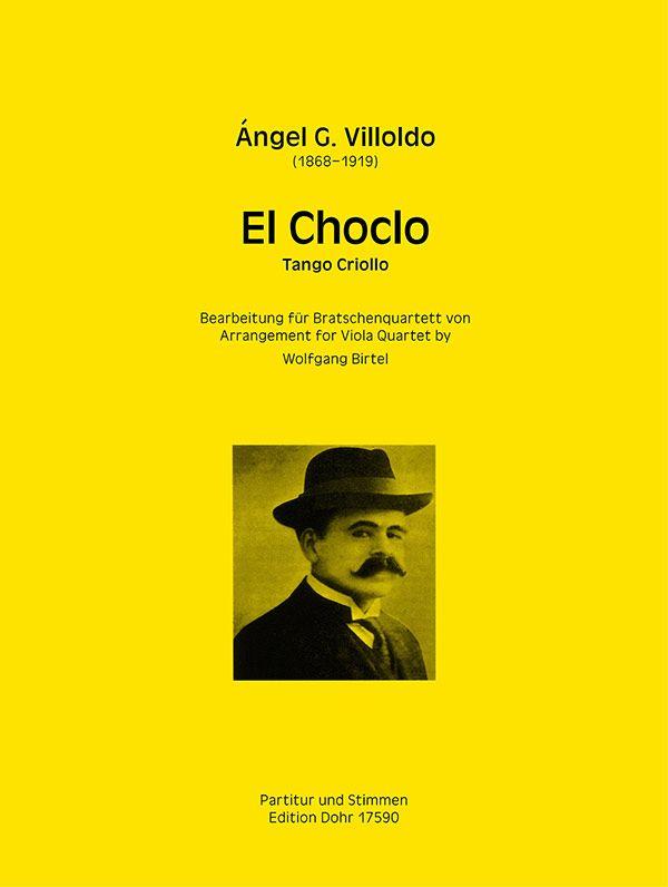 El choclo : - Vollanzeige.