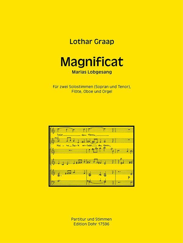 Magnificat : - Vollanzeige.