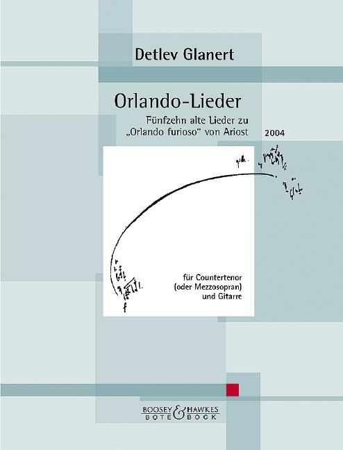 Orlando-Lieder : - Vollanzeige.