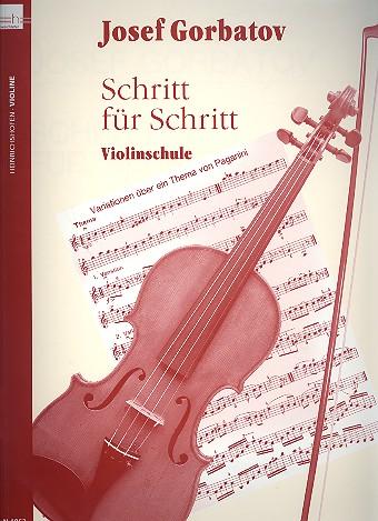 Schritt für Schritt: Violinschule